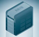 Hard Disk Drive Backup / RAID Unit poster