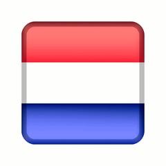 animation bouton drapeau pays-bas