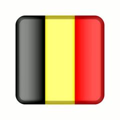 animation bouton drapeau belgique