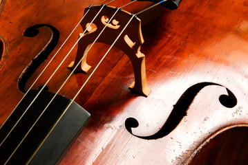 music background, violoncello