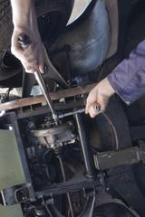 KfZ Mechaniker Service 2