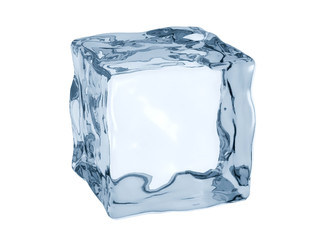 3d - Ice cube
