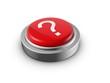 Question mark button education concept