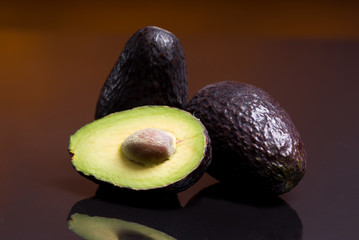 sliced avocado fruit  2