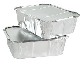 contenitori di alluminio