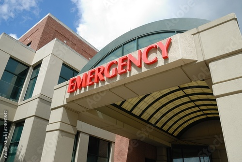 Emergency Room Sign - 23041642