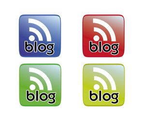 Bloggen Button