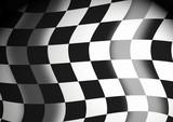 Fototapety Racing Flag