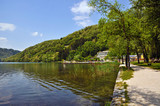 Fototapety lago di Levico - Trento - Trentino