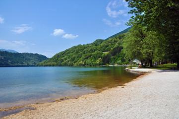 lago di Levico - Trento - Trentino