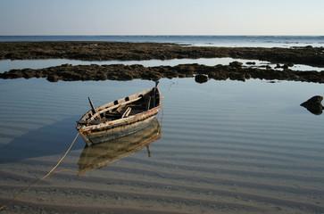 Fisherman Boat (Neil Island, India)