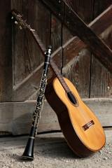 Klarientte & Gitarre