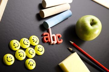 ABC School Concept