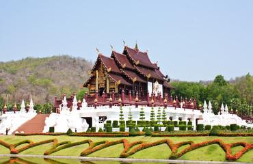 Hall of Kam Luang