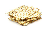 Stack Matzo Crackers