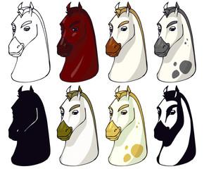 Set di cavalli 2