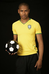 Brasilianischer Fussballspieler