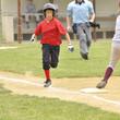 little league runner