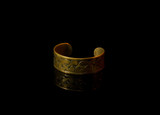 Bracelet with ancient Scandinavian designs poster