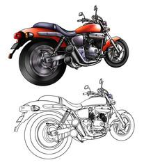 バイク001