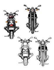 バイク005(前後)