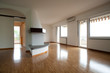 interior, nobody in this flat