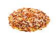 Basmati rice and lentils