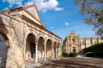 Church of the Carthusian of Sherry