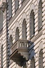 Balcony at Budapest