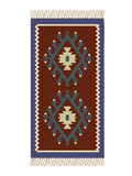 Bosnian carpet poster