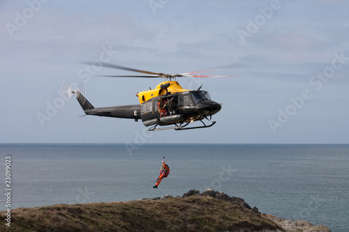 Search and Rescue Exercise