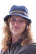 Frau mit Hut #3