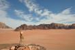 Wadi Rum Cairn
