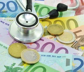 Medizin, Kosten, Stethoskop