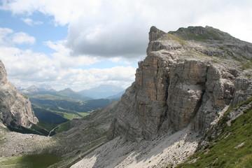 Wonderful mountain in Trentino