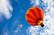 Balloons in flight - 23113410