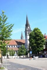 Konstanz - St. Stephan und Münster