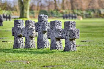 cimetière allemand - La Cambe