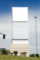 Pylon Sign