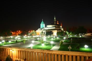 Mevlana Museum, konya