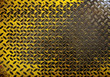 grunge metal diamond plate