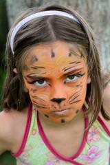 petite tigresse en colère