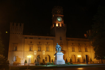Busseto, Piazza Giuseppe Verdi