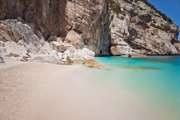 Badebucht auf Sardinien