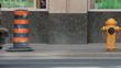 downtown walk - time lapse