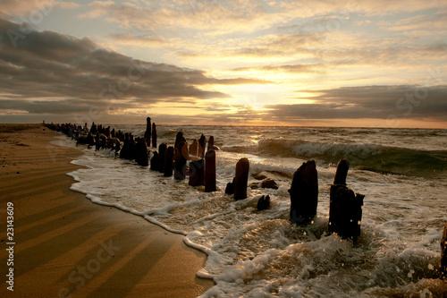 groins seaside