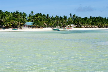 Philippines, Bantayan -  White sugar beach nb. 6