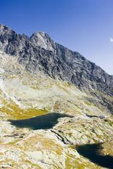 Five Spis Tarns, Vysoke Tatry (High Tatras), Slovakia