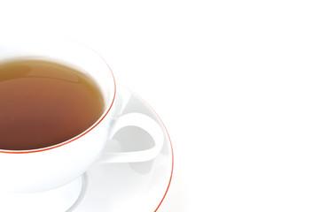 The tea cup