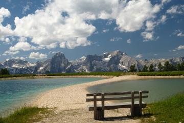 Urlaub in den Bergen Österreichs